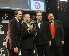 DAF XF zvolen Fleet Truck of the Year (Fleetové nákladní vozidlo roku)