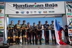 TATRA BUGGYRA RACING - HUNGARIAN BAJA 2016
