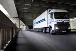 Jaké to je řídit kamion nebo autobus? (foto ICOM transport a.s.)