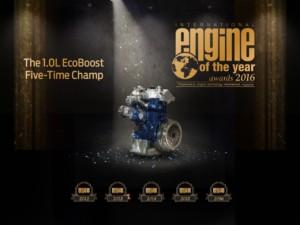 Jako první tříválec na světě dostane Ford 1.0 EcoBoost úspornou technologii odpojování válce (Ilustrační foto: Ford)