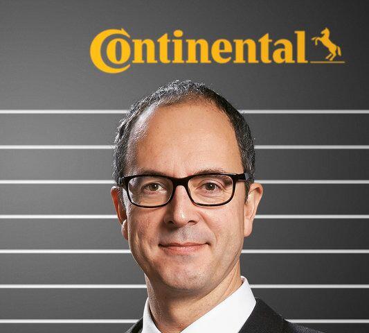 Daniel Gainza, marketingový ředitel sekce pneumatik Continental pro nákladní automobily (Foto zdroj: Continental)