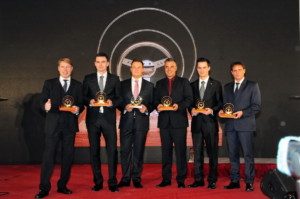 Lacko získal prestižní cenu Zlatý volant! (Foto zdroj: Buggyra Racing, www.buggyra.com)