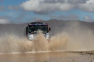 Dakar 2017 - 8. etapa- Martin Kolomý (Tatra) / Foto: BUGGYRA Media