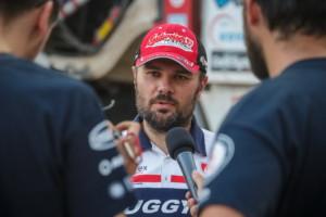 Aleš Loprais - 10. etapa- Dakar 2017 / Foto: BUGGYRA Media