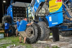 Ruský závodní tým KAMAZ-Master na pneumatikách Continental vyhrál Rallye Dakar a Africa Eco Race / Foto zdroj: Continental Barum s.r.o.
