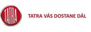 logo Tatra vás dostane dál
