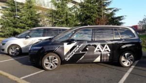 První testy vozu se samočinným řízením skupiny PSA pro veřejnost / Foto zdroj: P Automobil Import s.r.o.