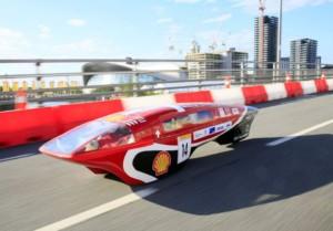 Studentské týmy míří do Londýna s úspornými auty budoucnosti / Foto zdroj: Shell Czech Republic a.s.