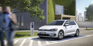 Nový Volkswagen e-Golf / Foto zdroj: VW