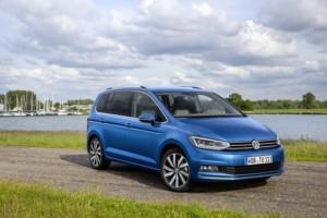 Volkswagen Touran je vítězem v kategorii MPV / Foto zdroj: Porsche Česká republika s.r.o.