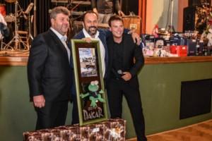 Vítězná zubatá žába vydražena za rekordní částku! / Foto zdroj: BUGGYRA media