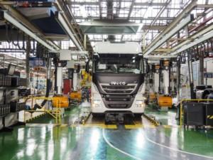 Továrna IVECO v Madridu dosáhla Zlaté úrovně v programu Výroby světové třídy / Foto zdroj: Iveco Czech Republic, a. s.