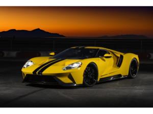 Závoděním do budoucnosti: Ford vytvořil supersportovní Ford GT, aby vyzkoušel technologie pro silniční vozy zítřka / Foto zdroj: Ford Czech Republic
