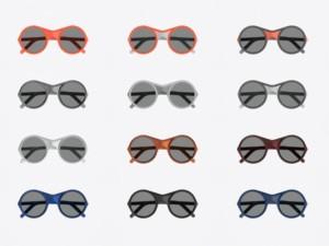 Funkčnost a styl v celé své kráse: brýle ispirované novým Nissanem Micra / Foto zdroj: NISSAN