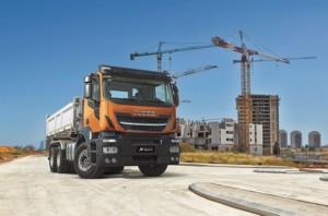 IVECO představuje nový nákladní vůz pro stavebnictví Stralis X-WAY s nejvyšším užitečným zatížením ve své třídě a špičkovou technikou pro využití paliva / Foto zdroj: Iveco Czech Republic, a. s.