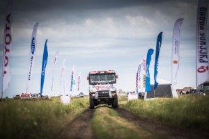 Silk Way Rally pro MKR končí předčasně / Foto zdroj.: MKR Technology