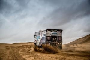 Kolomého záchranná mise s šestým nejrychlejším časem / Foto zdroj: BUGGYRA media