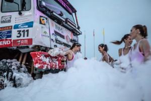 O třetí etapové vítězství obrala Kolomého jízda po třech! / Foto zdroj: BUGGYRA media