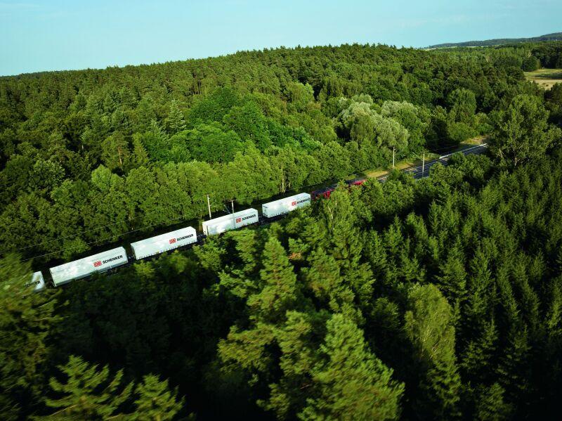 DB Schenker: železniční přeprava začíná konkurovat námořní a silniční přepravě / Foto zdroj: SCHENKER spol. s r. o.