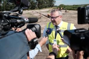 Dostavba D35 je opět o krok blíže, na navazující krajské silnice půjde 2,7 miliardy korun / Foto zdroj: Ministerstvo dopravy ČR