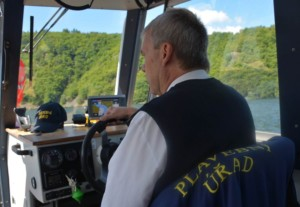Plavební správa zkontrolovala od začátku roku skoro 800 plavidel, pochybení našla u čtvrtiny z nich / Foto zdroj: Ministerstvo dopravy ČR