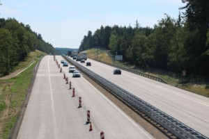 Nová D1 má dalších modernizovaných 5,5 kilometru, otevírá se úsek mezi Velkou Bíteší a Devíti kříži / Foto zdroj: Ministerstvo dopravy ČR