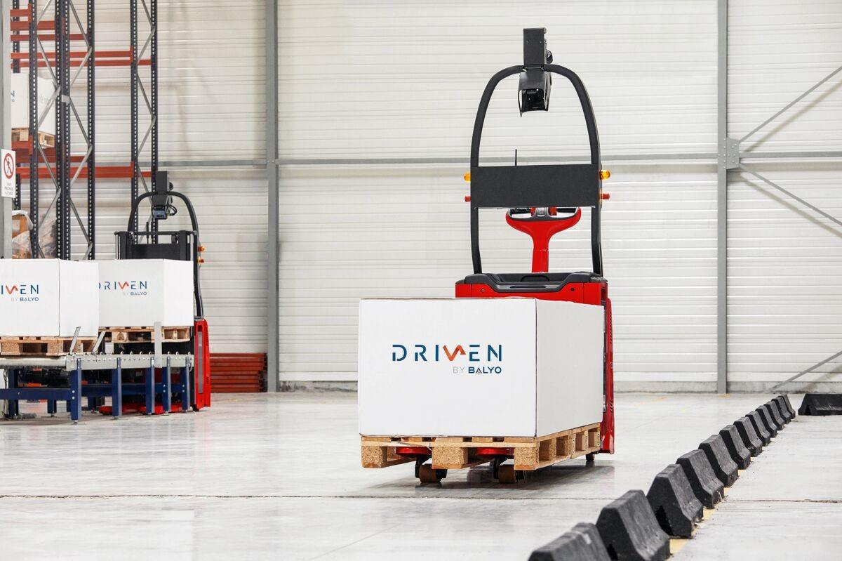 Linde Material Handling prodlužuje spolupráci s odborníky na robotiku ze společnosti Balyo na příštích deset let / Foto zdroj: Linde Material Handling
