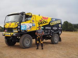 Macík veze zlato zdobrodružné Baja Aragon, Brabec má potvrzen Dakar 2018 / Foto zdroj: Big Shock Racing