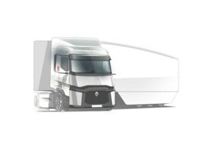 Renault Trucks: Nové předváděcí vozidlo s nižší spotřebou paliva a úrovní emisí CO2 / Foto zdroj: Volvo Group Czech Republic, s.r.o.
