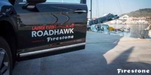 Firestone uvádí na trh novou pneumatiku Roadhawk / Foto zdroj: Bridgestone CR s.r.o.