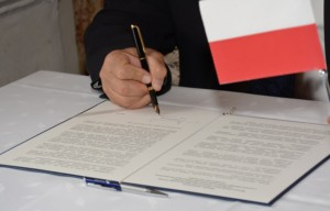 Polsko začne stavět poslední úsek rychlostní silnice S3 navazující na budoucí dálnici D11 / Foto zdroj: Ministerstvo dopravy ČR