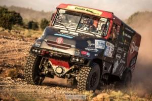 Napínavá bitva do posledního okamžiku a skvělý výsledek pro Bonver Dakar Project / Foto zdroj: http://www.bonverdakarproject.com
