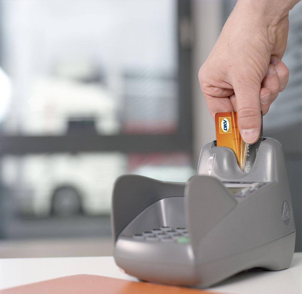 DKV zavádí další funkce pro zvýšení bezpečnosti karet / Foto zdroj: DKV EURO SERVICE