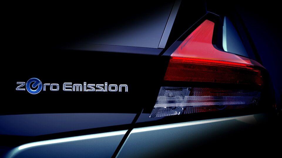 Nechte se okouzlit - světová premiéra Nissanu LEAF / Foto zdroj: NISSAN
