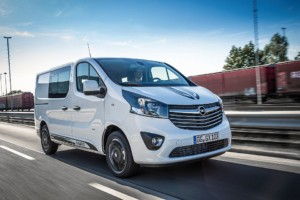 Nový Opel Vivaro Sport / Foto zdroj: Opel