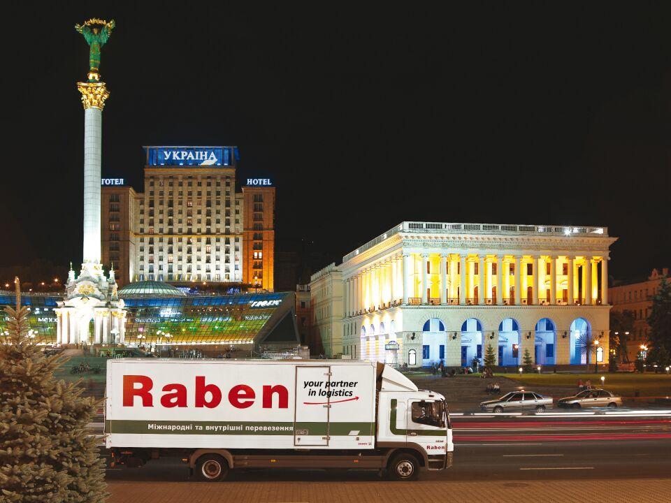 Společnost Raben míří na východ - vznik nové společnosti Raben East / Foto zdroj: Raben Logistics Czech s.r.o.