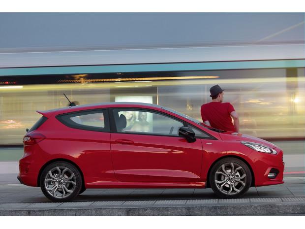Nový Ford Fiesta se představí na Friends Festu v Pardubicích! / Foto zdroj: FORD MOTOR COMPANY, s.r.o.