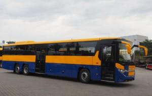 Scania předala prvnímu zákazníkovi autobusy Interlink / Foto zdroj: Scania Czech Republic, s.r.o.