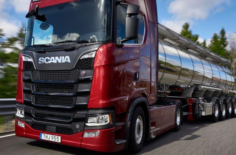 Zpráva o hospodaření společnosti Scania za leden-červen 2017 / Foto zdroj: Scania Czech Republic, s.r.o.
