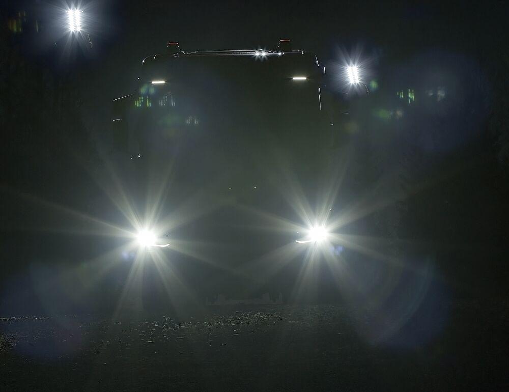 Scania představí novou řadu vozidel do náročných podmínek / Foto zdroj: Scania Czech Republic, s.r.o.