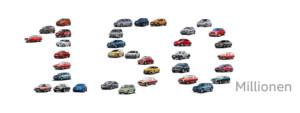 Jubileum ve Wolfsburgu: Volkswagen vyrobil již 150 milionů vozidel / Porsche Česká republika s.r.o.