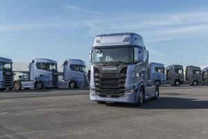 Zpráva o hospodaření společnosti Scania za leden-červen 2017 / Foto zdroj: Scania Czech Republic, s.r.o., Södertälje, Švédsko, foto: Kjell Olausson