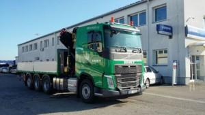Společnost EDIKT, a.s. je moderní ryze česká firma, nyní s novým vozidlem Volvo FH ve flotile / Foto zdroj: Volvo Group Czech Republic, s.r.o.