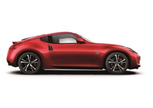 Nissan osvěžuje model 370Z / Foto zdroj: NISSAN