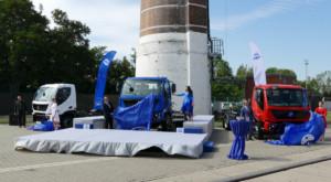 AVIA představila nový vůz i prostory, v nichž brzy zahájí výrobu / Foto zdroj: AVIA Motors