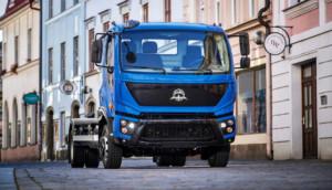 Polská firma H. CEGIELSKI-POZNAŃ a holding CZECHOSLOVAK GROUP budou spolupracovat na nové generaci užitkových elektromobilů / Foto zdroj: Tiskový servis CZECHOSLOVAK GROUP