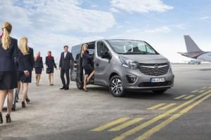 Funkčnost, komfort, všestrannost: Nové velké vany Opel Vivaro Tourer a Combi+ / Foto zdroj: OPEL