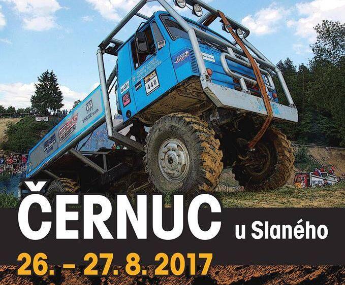 Ohlédnutí za 5. závodem Truck Trial Bohemia 2017 - Černuc u Slaného / Foto zdroj: ÚAMK- Rallye Trial Bohemia