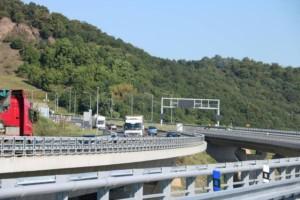 Celá Prackovická estakáda na dálnici D8 bude od konce září sloužit řidičům / Foto zdroj: Ministerstvo dopravy ČR