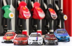 Nová sběratelská kolekce Shell oslavuje technologické partnerství s BMW M / Foto zdroj: Shell Czech Republic a.s.